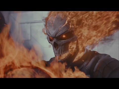 Ghost Rider    Monster