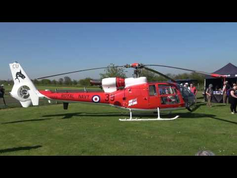 Gazelle 50th Anniversary Fly In - Army Air Corps, Middle Wallop