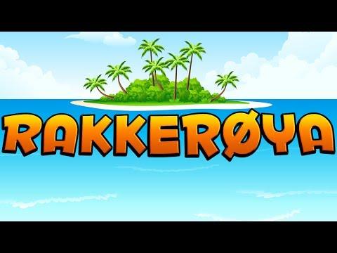 ØDE OG FORLATT - Rakkerøya #1 - Norsk Minecraft Let's Play