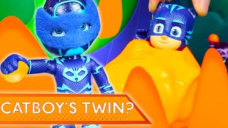 Bad Catboy Halloween Costume! 💜 Play with PJ Masks | PJ Masks Official