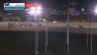 Vidéo de la course PMU PRIX TREARINGSLOPP