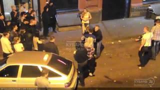 Женская драка на ул. Красноармейской 7.10.15
