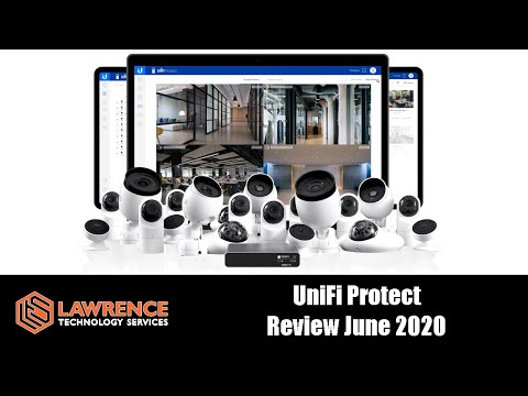 UniFi Protect Review 2020