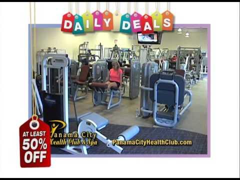 Panama City Health Club - Daily Deals