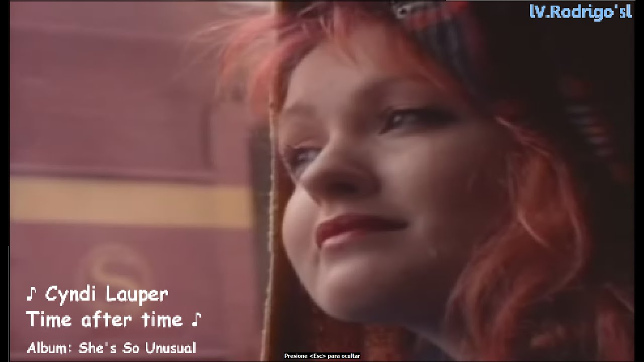 Cindi lauper lyrics