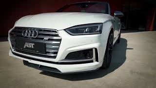 All-New ABT Audi S5 Cabriolet - World Premiere