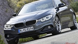BMW Concept 4 Series Coupe 2013 Videos