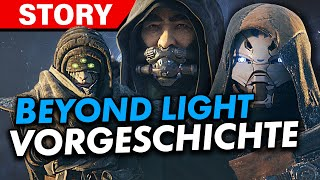 Destiny 2 ► BEYOND LIGHT VORGESCHICHTE