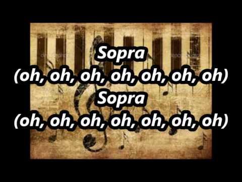 Sopra - Samuel Mariano (COM LETRA)