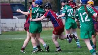 Limerick v Galway All-Ireland Minor Camogie A Semi-Final