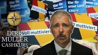 Dirk Müller, 27.09.2017 - Merkel und ihre Medienfreunde verhöhnen die Bürger