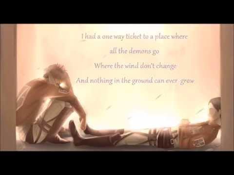 Nightcore Sia  Alive lyrics