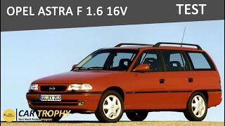 Opel astra f sw 1.6 16V gl | türkiye ' de ilk test videosu 1998 model yıllara meydan...