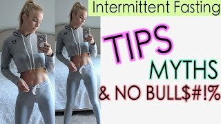 Tips for Starting Intermittent Fasting & Common Myths Debunked