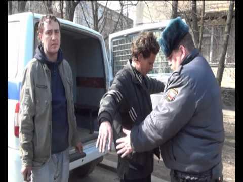 Один день из службы полиции Фрунзенского района Санкт-Петербурга.Фильм 1