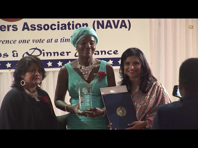 NAVA Hosts 12th Annual Dinner Gala - Salute to Educators - New York