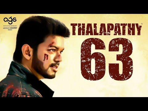 THALAPATHY 63: I Am Acting for Sure - Leading Actor Reveals | Vijay | Atlee