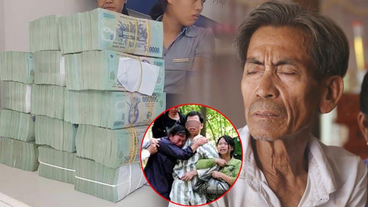 Ở t,ù oan 40 năm, cụ ông được bồi thường 25 tỷ đồng