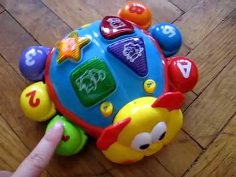 Обзор игрушка - Joy Toy Игра Жук, логика, танцует (kidtoy.in.ua)