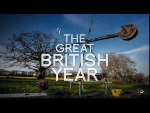 Making 'The Great British Year' BBC 2013