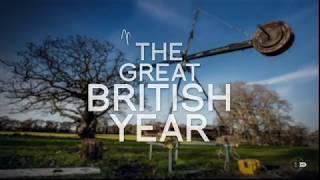 Making 'The Great British Year' BBC 2013