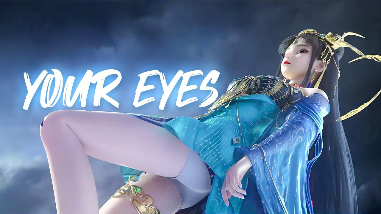 Alan Walker - Your Eyes || Animation Video 4K