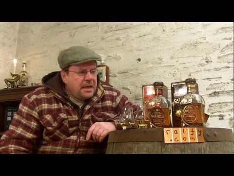 whisky review 351 - Cardhu 12yo Single Malt & Pure Malt