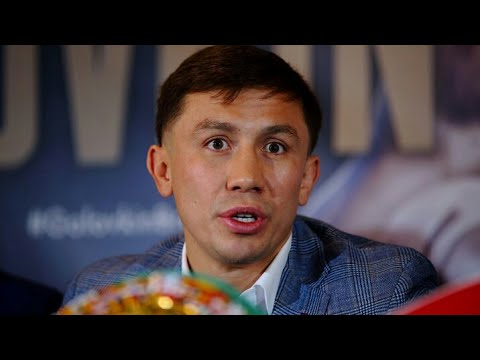 Golovkin: I might be finished after the Canelo fight