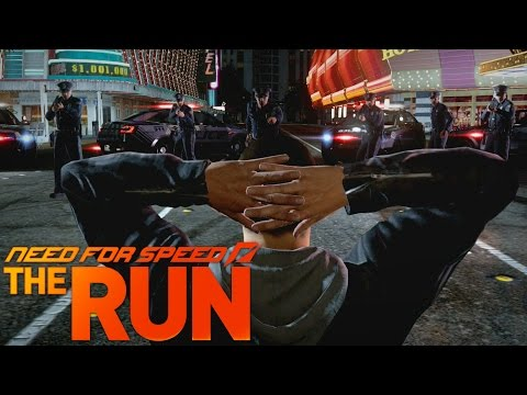Need for Speed The Run - Episode 4 - Busted...
