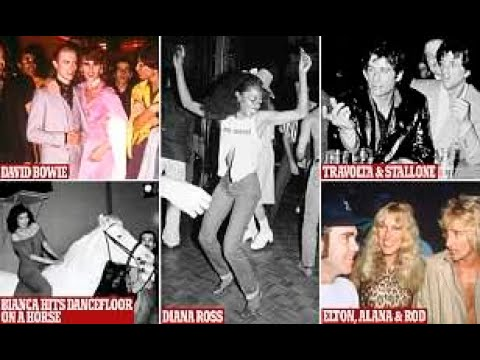 DJKoebes -  Studio 54 - Disco New York 1977 - 1986 *Long Classig Dance Mix*