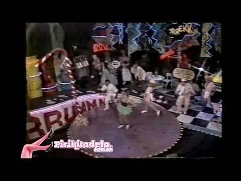 """Tic Tac"" - Angélica - Programa Milk Shake - 1990"