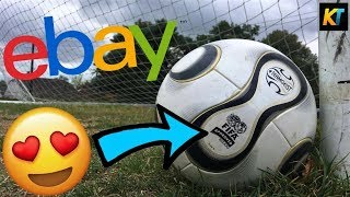 How to get an OFFICIAL MATCHBALL in 2020!