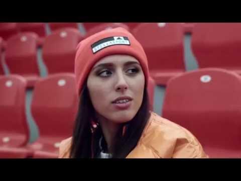 adidas StellaSport Action Girls  Kate Clapp в гостях у Насти Варламовой