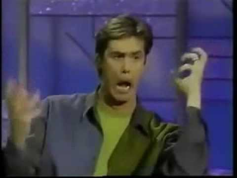 Jim Carrey about Napalm Death