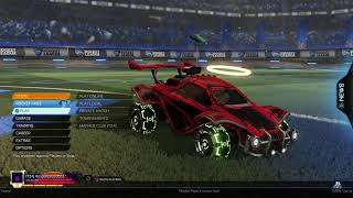 Hey everyone Playing some Rocket League come join and have some fun. Lets Yert some victorys