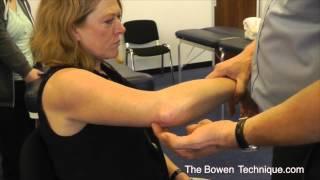 The Bowen Technique Elbow And Wrist Procedure