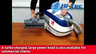 The House Master Water Filtered Vacuum Cleaner