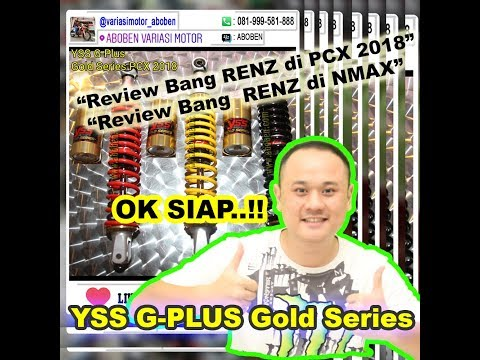 Review YSS G Plus Gold Series