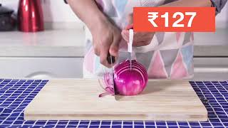 Smart Kitchen Solutions    Club Factory Multi-Function Kitchen Cutting Tool    Lowest Prices