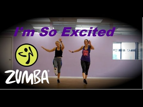 I'm So Excited-Zumba Warm Up Routine