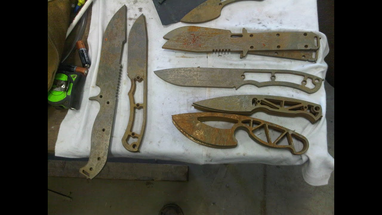 knife hollow machine