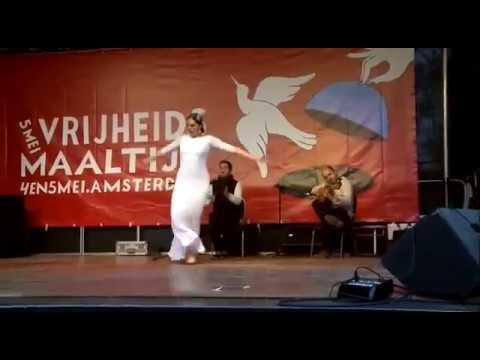 Flamenco op Bevrijdingsdag (5 mei 2016)