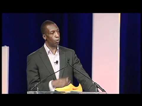 IMG Speakers Presents: Michael Johnson- Olympic Gold Medalist, Track & Field
