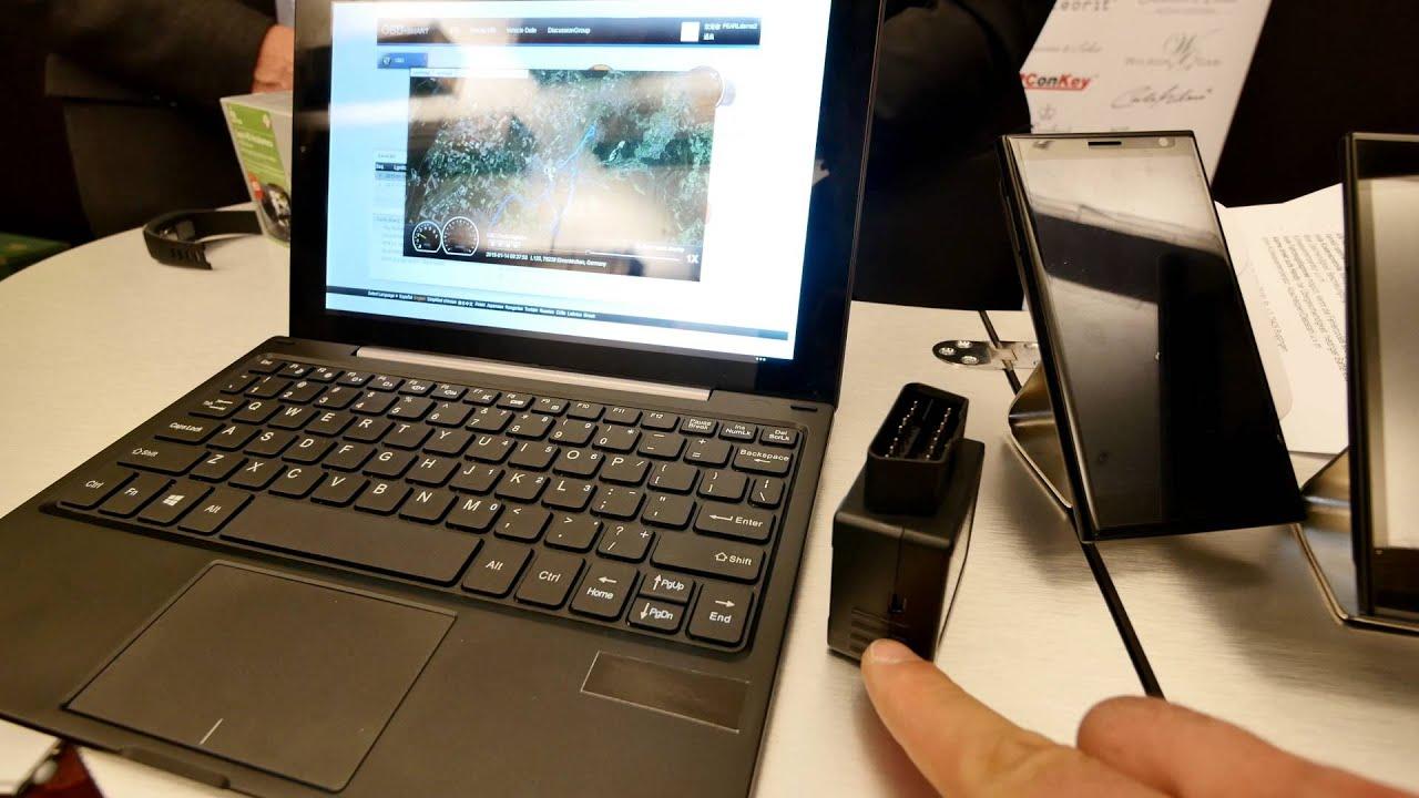 pearl lescars gt55c gps tracker im hands on 4k deutsch