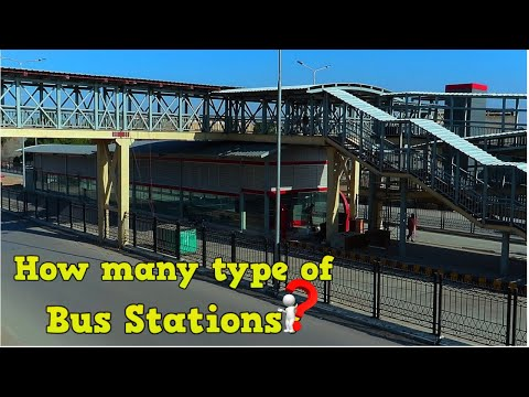 BRT Peshawar Latest Updates About Different Bus Stations