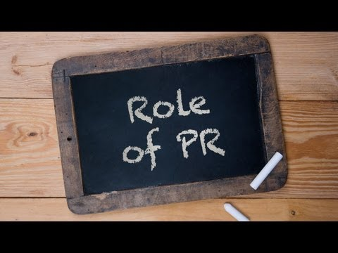 The Role of PR in Your Start Up