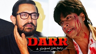 Aamir Khan REJECTED Shahrukh's Role In DARR - Bollywood Trivia