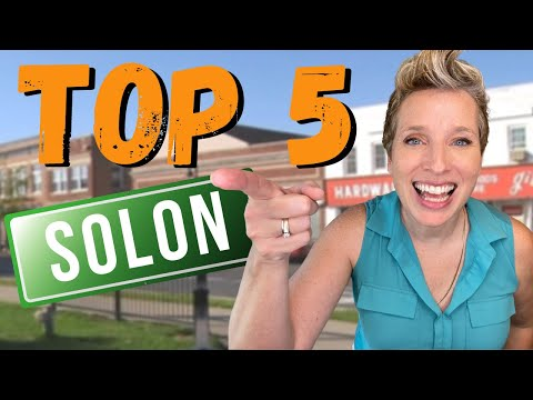 Top 5 Reasons To Move To Solon | Moving To The Iowa City Area