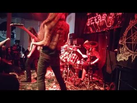 UNGOD - Live at Walters Downtown Houston Texas. 07/09/16