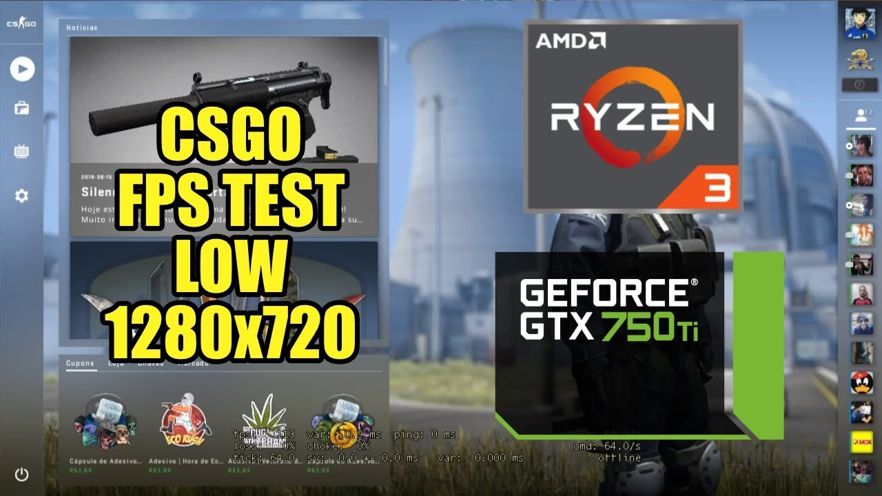 Ryzen Csgo Low Fps